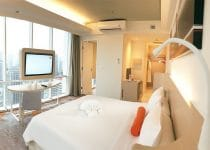 hotel di sudirman jakarta harris suites fx