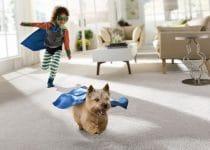 jenis karpet lantai untuk bermain anak
