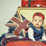 Nama bayi perempuan inggris populer