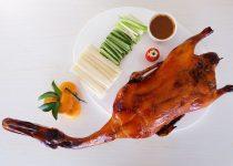 menu innside chinese lunar new year peking duck