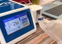 alat uji genose-c19 covid non swab test