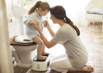 kapan anak belajar toilet training