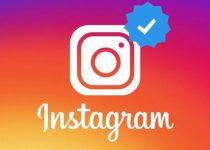 cara membuat centang biru instagram verified badge