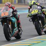 Peluang Juara MotoGP 2021 di Setengah Musim Tersisa