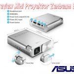 Review Proyektor Mini Portable Zenbeam E1z