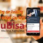 Upskilling dan Reskilling dengan Aplikasi Siap Kerja QuBisa
