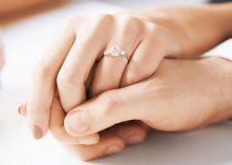 desain cincin pernikahan cantik unik
