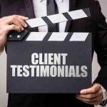 Manfaat Video Testimonial untuk Media Marketing Bisnis Online